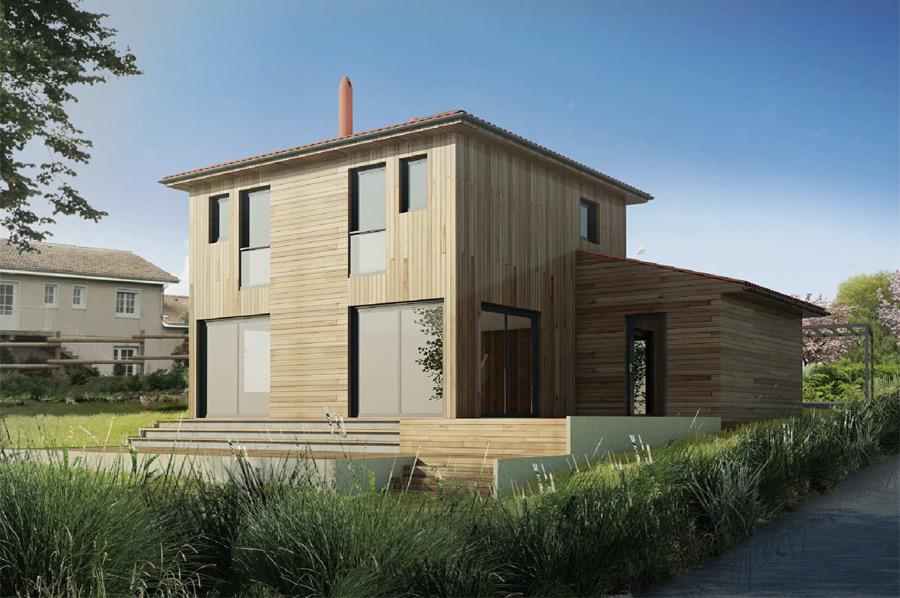 avbois projets de construction et agrandissement maison bois. Black Bedroom Furniture Sets. Home Design Ideas